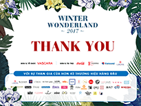Thank you for coming to Winter Wonderland 2017