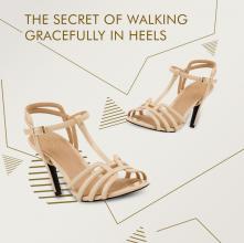 Bí quyết để tỏa sáng với giày cao gót dành cho các nàng công sở