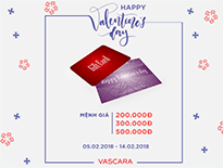 Gift Cards – Happy Valentine's day with love - vascara.com