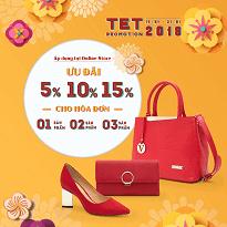 Tết đến Xuân về ghé Online Store để sở hữu ưu đãi 30%++ và quà tặng trị giá 525k