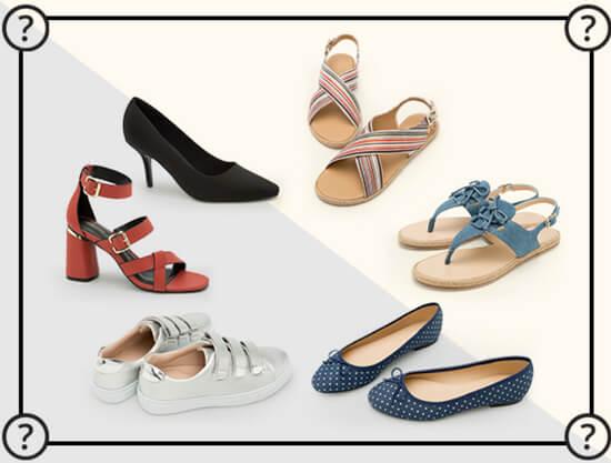 07 cách sắp xếp giày dép khoa học
