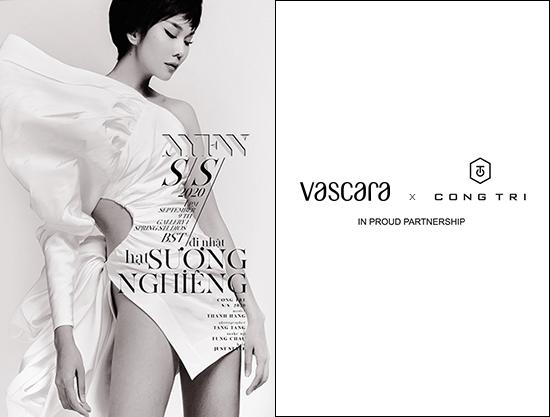 Chạm ngõ thời trang thế giới, VASCARA đồng hành cùng Công Trí trong New York Fashion Week 2019