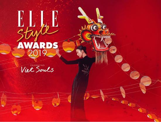 Vascara được tôn vinh trong ELLE Style Award 2019