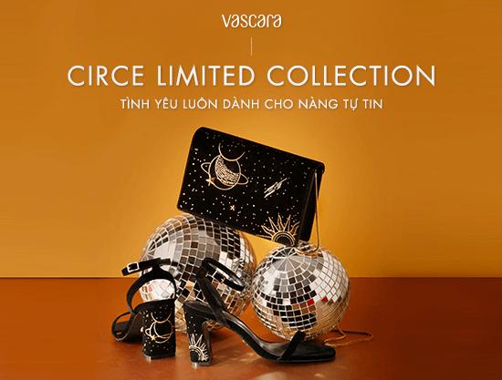 Circe limited collection - Tình yêu luôn mở cửa trước những cô nàng tự tin, cuốn hút