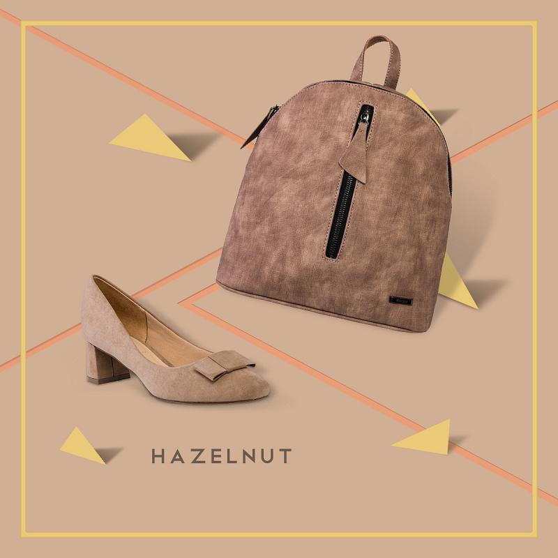 Vascara chia sẻ xu hướng thời trang giày cao gót, balo nữ mùa xuân 2017