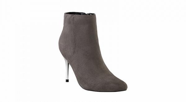 Giày boot nữ cổ thấp cao gót BOT 0858