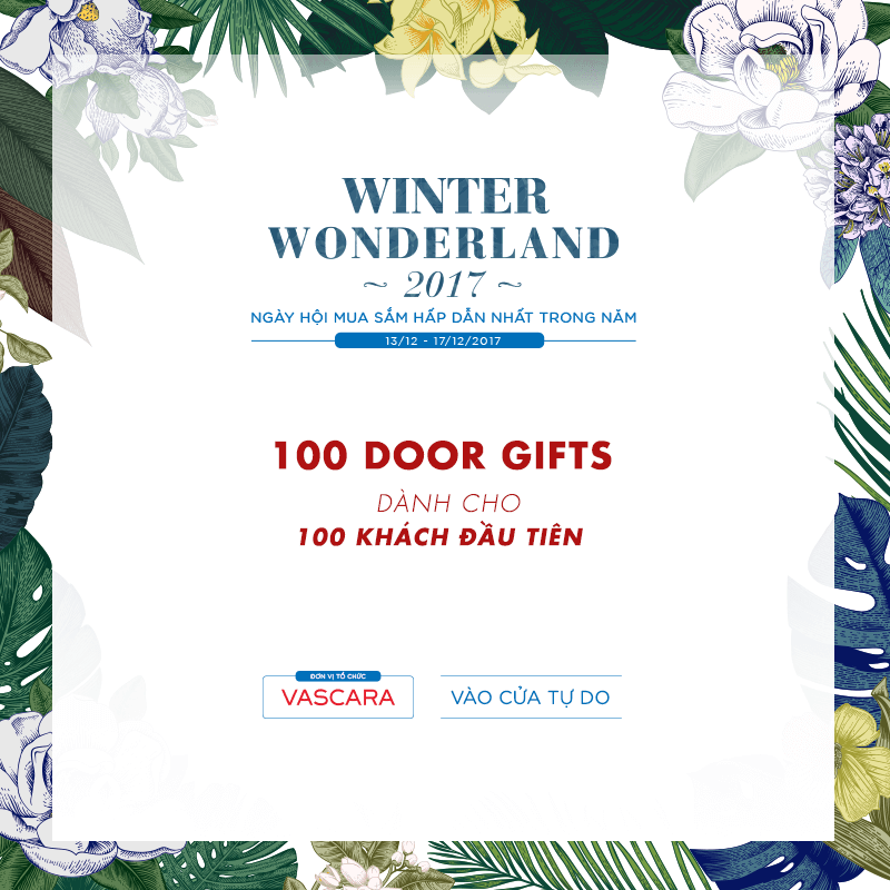 Winter wonderland 2017